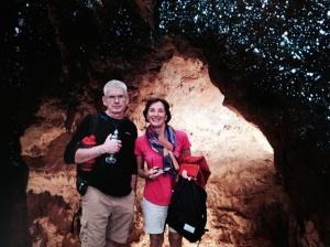 Glow Worm Cave