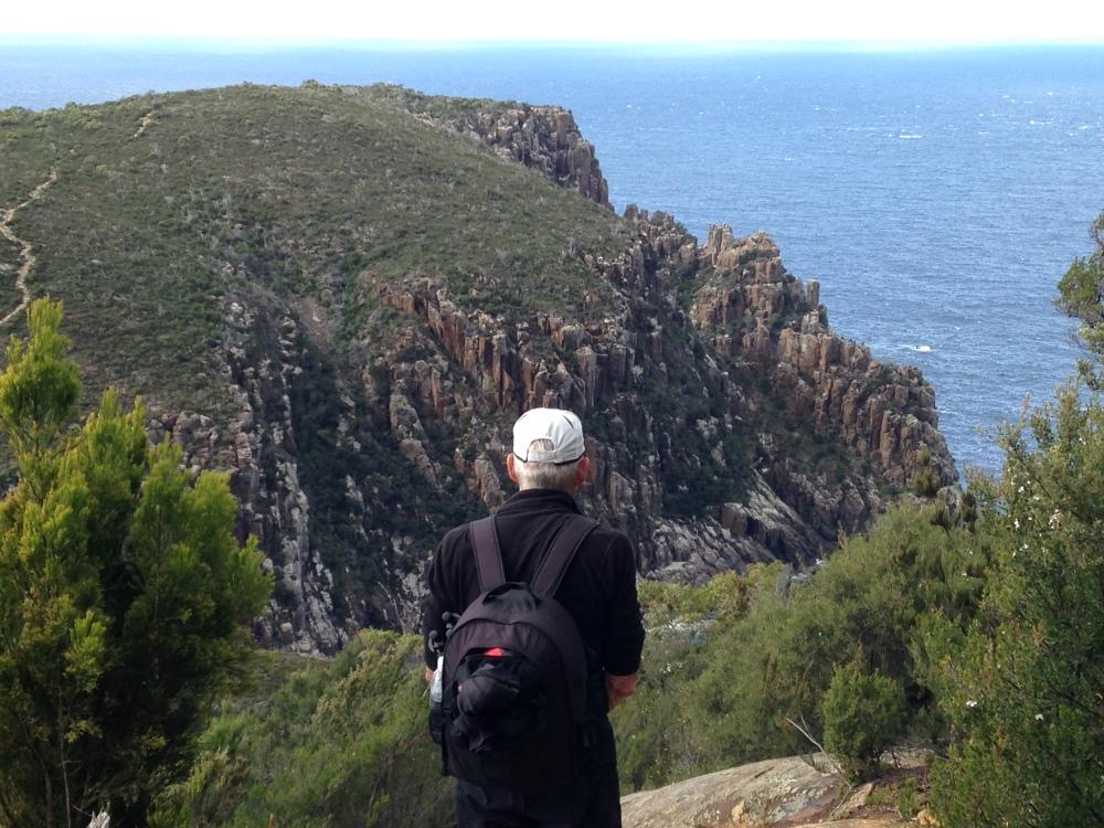 Fri March 27  -  The Tasman Peninsula (1/5)