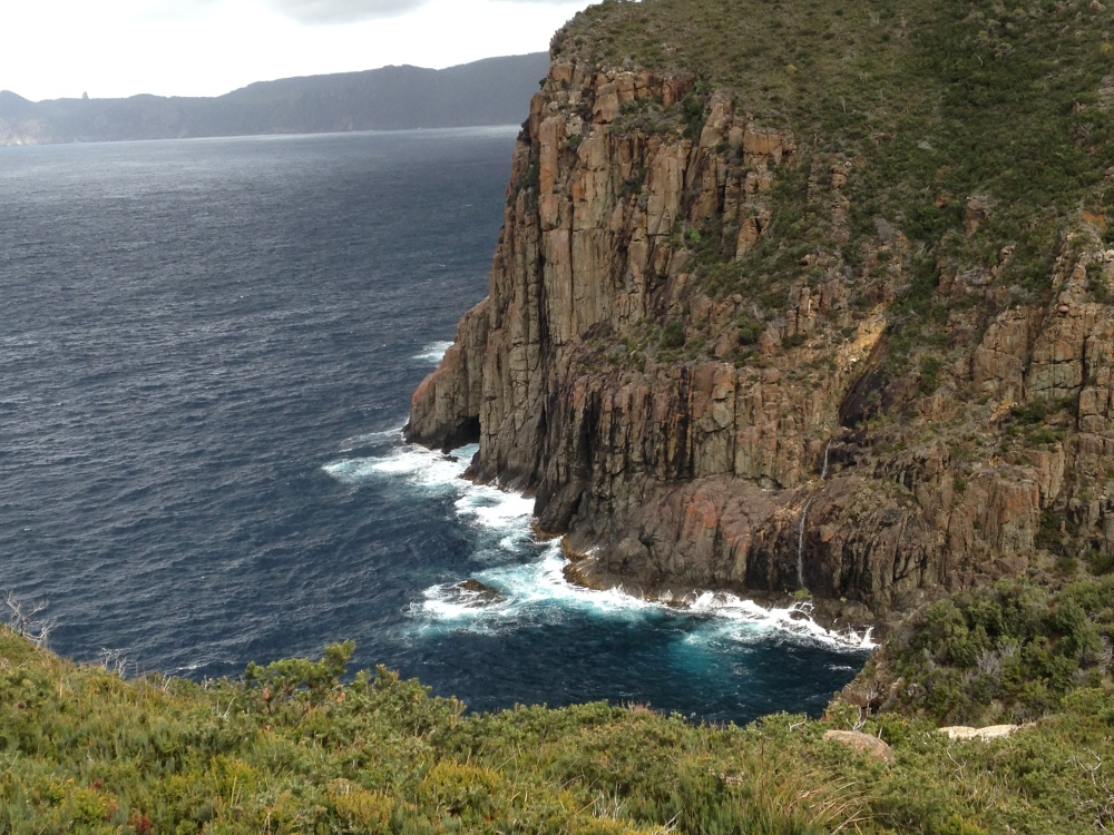 Fri March 27  -  The Tasman Peninsula (2/5)