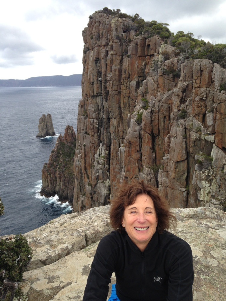 Fri March 27  -  The Tasman Peninsula (3/5)