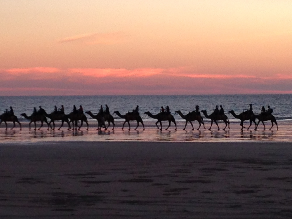 Sat April 4  -  Hello to Broome...it's hot here! (3/3)
